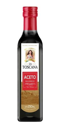 Aceto Balsámico La Toscana 250 Ml