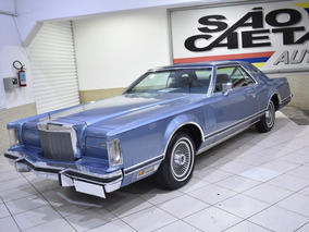 Lincoln Continental 7.5 Mark V V8 16v
