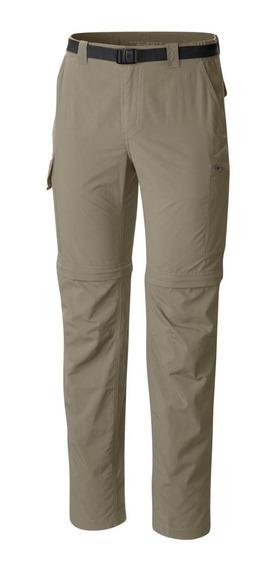 Pantalon Hombre Columbia Silver Ridge Desmontable