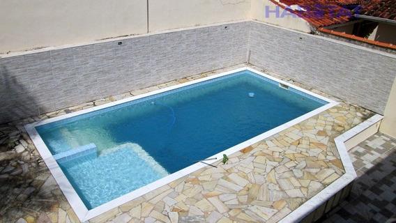 Casa Para Alugar No Bairro Praia Do Sonho Em Itanhaém - Sp. - 536-2