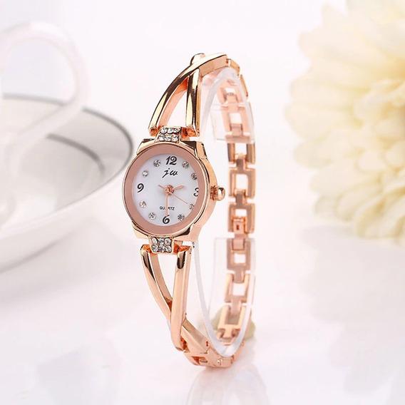 Reloj Para Dama De Brazalete De Moda