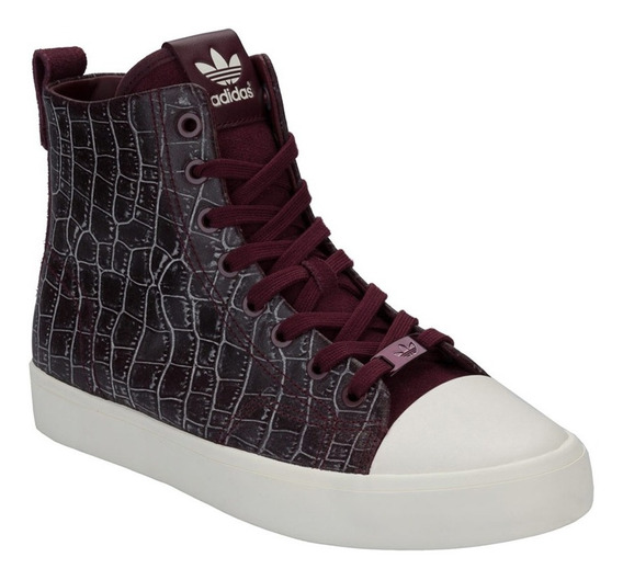 Tênis adidas Originals Honey 2 Mid Wine Imediato