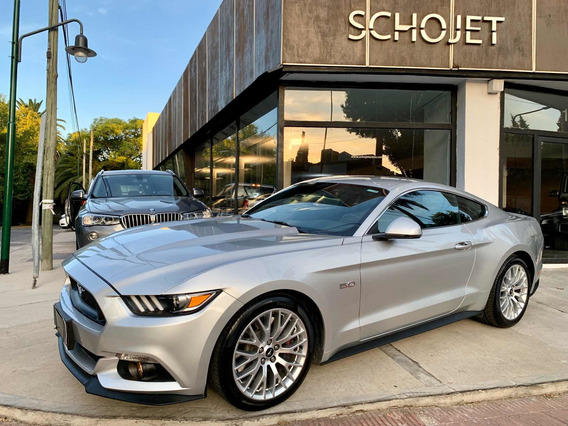Ford Mustang 5.0 Gt 421cv 2018