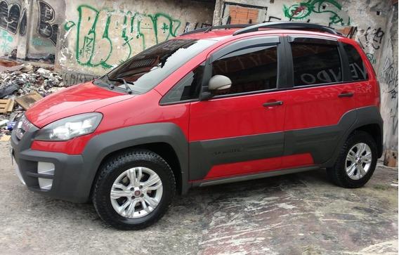 Fiat Ideia Adventure - 2015 Completa