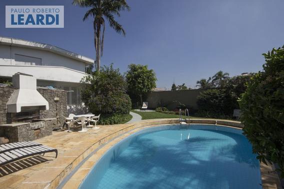 Casa Assobradada Cidade Jardim - São Paulo - Ref: 547206