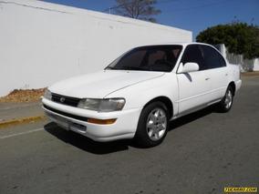 Toyota Corolla Corolla Sincronico