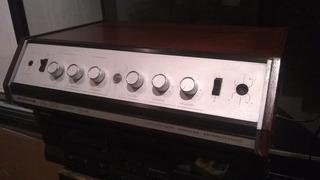Amplificador Antiguo Estado Sólido Motorola Bgh Am-40w