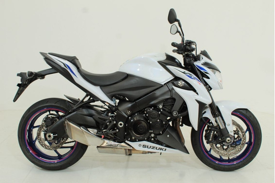 Suzuki Gsx S1000 Abs 2020 Branca