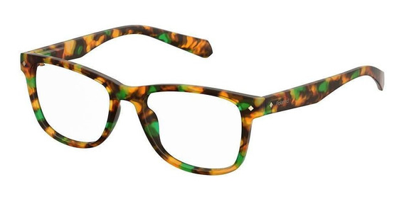 Óculos De Leitura Polaroid Pld 0020/r C9b 5215 Marrom/verde