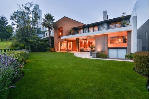 Imagen 1 de 9 de Hermosa Casa En Bosque Real