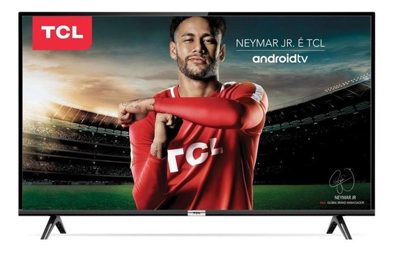 Smart Tv Tcl 43 Led Full Hd Android Tv 43s6500fs