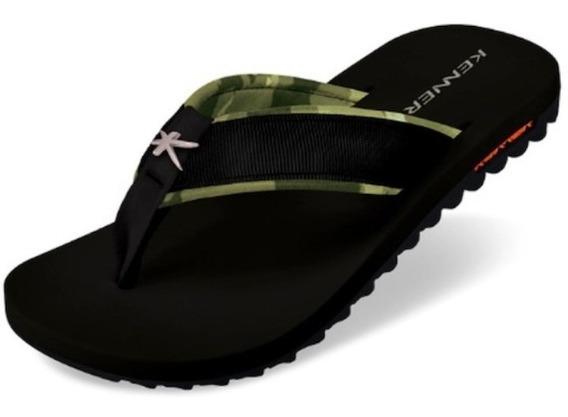 4 Sandálias Kenner Cushy Chinelo Barato Revenda Promoção