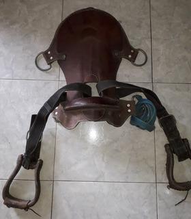 Silla De Coleo (fuste). Silla Para Caballos