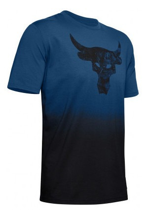 Remera Under Armour Project Rock Bull Graphic Newsport