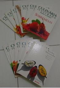 13 Livros De Culinária Ilustrada