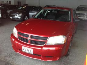 Dodge Avenger 2010 4p Se Atx Aut 2.4l