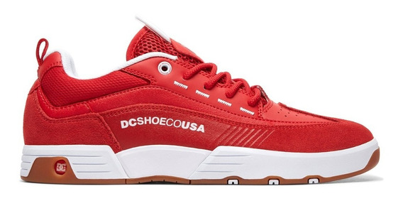 Zapatillas Dc Legacy 98 Slim (red) 94c M.f.c