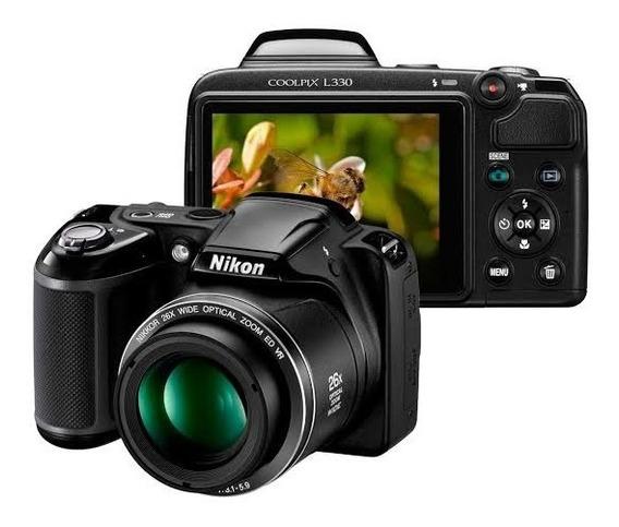 Câmera Naikon Semi-profissional