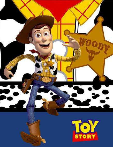 Morralitos Personalizados Recuerdos -toy Story- 100 Piezas-