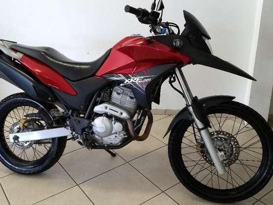 Honda Xre 300 2012 Vermelha