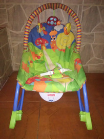 Silla Bebe Mecedora Vibradora Fisher Price .leer Descripción