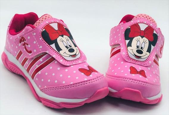 Tênis Feminino Infantil Minnie Play Kids 002040