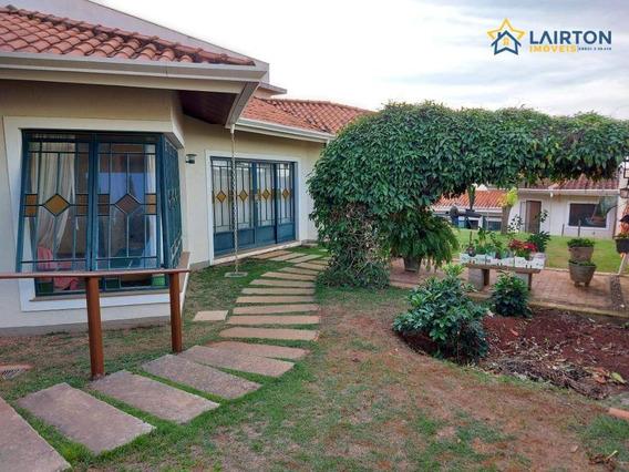 Imóvel À Venda No Jardim Dos Pinheiros - Atibaia R$ 430 Mil - Ca2112