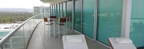 Cad Península Tower A11. De Playa, Terraza Y Vista Al Mar