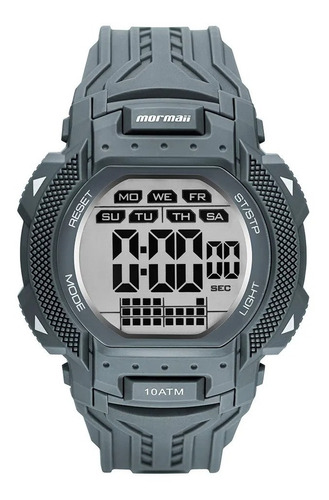 Relógio Mormaii Masculino Borracha Esportivo Digital Barato