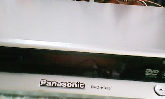Dvd Panasonic K325 Para Repuesto, (con Su Control Nuevo)