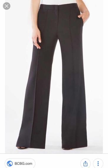 Pantalon Bcbgeneration Color Gris, Talla 2 Talla