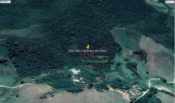 Sítio Com 3 Dormitórios À Venda, 129000 M² Por R$ 1.200.000,00 - Catuçaba - São Luiz Do Paraitinga/sp - Si0014