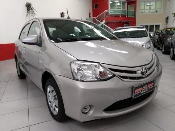 Toyota Etios X 1.3 16v Flex, Pyd3178