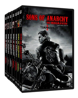 Série Sons Of Anarchy Completa