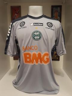 Camisa Futebol Coritiba Goleiro Preparada Jogo