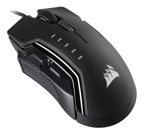 Mouse para jogo Corsair Glaive alumínio