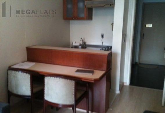 03025 - Flat 1 Dorm, Moema - São Paulo/sp - 3025