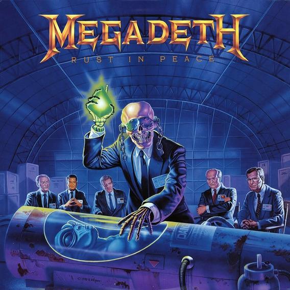 Megadeth - Rust In Peace¿