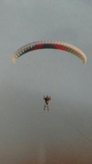 Parapente Itv Topaz 28 Con Paracaidas De Emergencia