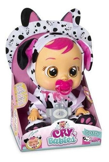 Dotty Dalmata Cry Babies Bebes Llorones Baby Boing Toys 2018