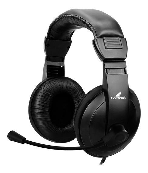 Fone De Ouvido Headset Com Microfone Pc P2 Cpu