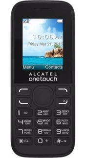 Celular Alcatel Onetouch Radio Fm Cámara Bluetooth Barato