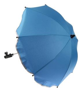 Sombrilla De Carrito De Bebés Parasol Plegable Ajustable