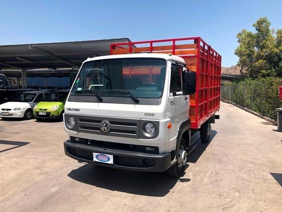 Volkswagen Delivery 5.150 Carrocería Baranda Alta Año 2017