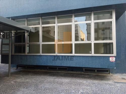 Ótimas Salas Comerciais Em Região Nobre De Higienópolis - Bi5396