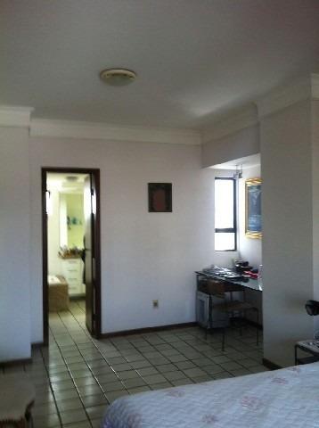 Apartamento Em Barro Vermelho, Natal/rn De 244m² 3 Quartos À Venda Por R$ 830.000,00 - Ap270791