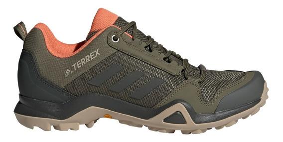 Zapatillas adidas Terrex Ax3 Outdoor Ver/nar De Mujer
