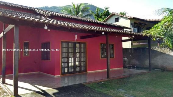 Casa Para Venda Em Maricá, Itaipuaçu, 2 Dormitórios, 2 Suítes, 3 Banheiros, 1 Vaga - Iv0293