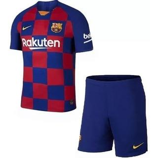 Uniforme Oficial Barcelona Hombre 2019 / 2020