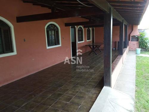 Casa Linear Na Chácara Marilea, Com 4 Terrenos! - Ca0515